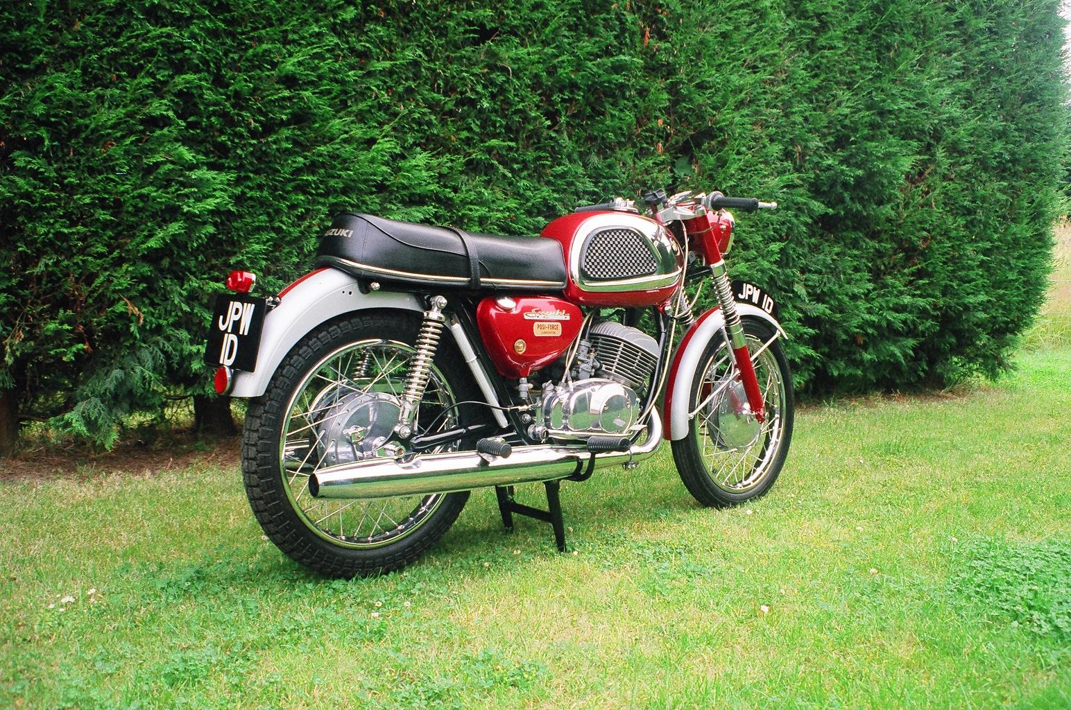 2016 Harley Davidson >> 1966 Suzuki T20 – Flatlands Cycle Works